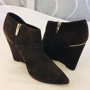 Coach Shoes - Coach Oakdale booties